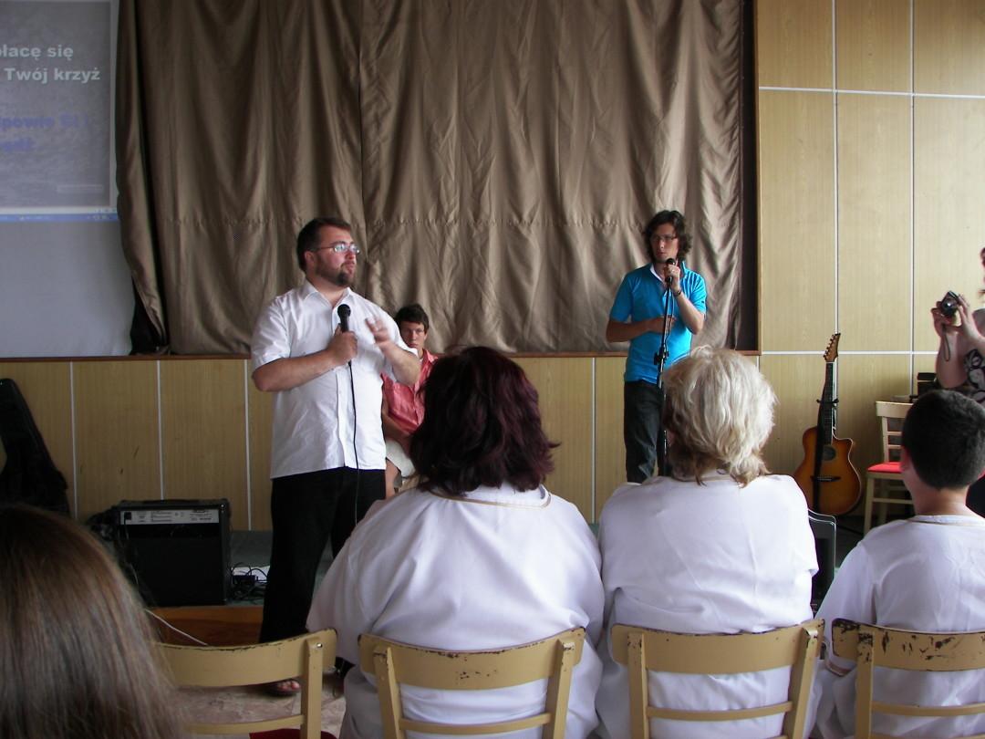Słowacja – chrzest i wolny czas