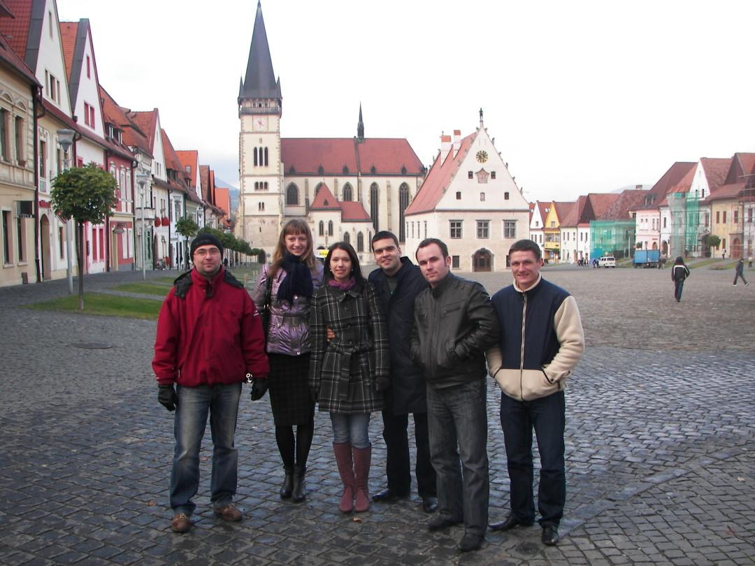 Białoruś – wizyta