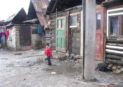 Słowacja – Działalność wśród Romów